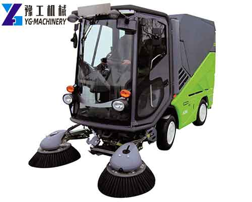 YG Electric Road Sweeper