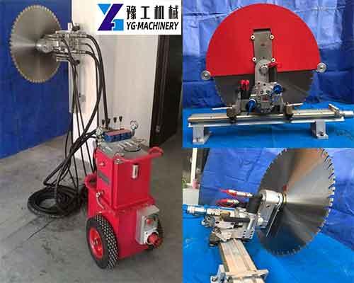 YG Hydraulic Concrete Wall Saw Machine