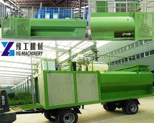 YG Hydroseeder Machine