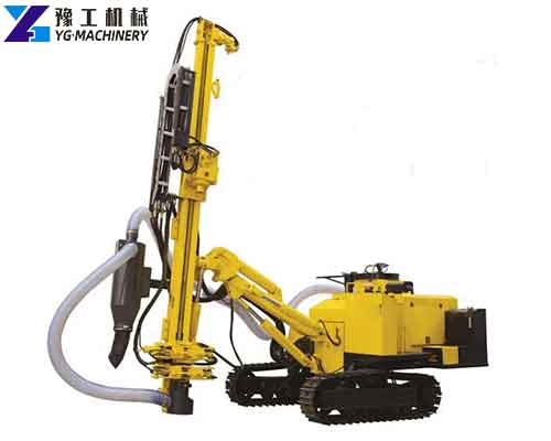 YGM153 Crawler DTH Drilling Machine