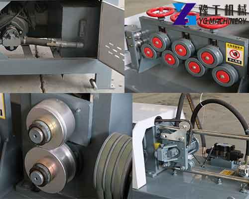 Details of Wire Straightening And Cutting Machine