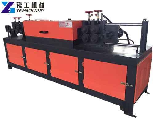 High Speed Wire Straightening And Cutting Machine Sale