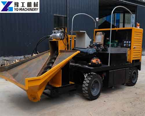 Hot Sale Concrete Curb Machine
