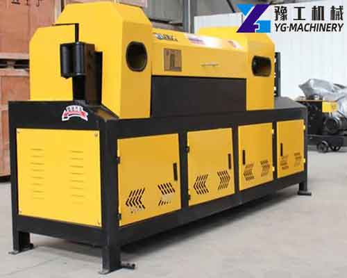 Wire Straightening And Cutting Machine for Sale