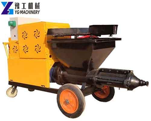 Cement Mortar Spraying Machine