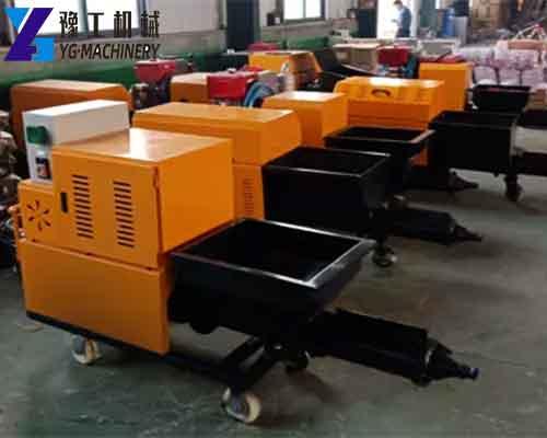 Concrete Sprayer Machine Manufacturer