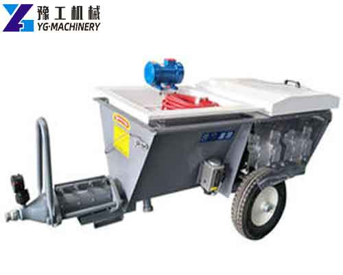 Concrete Sprayer Machine