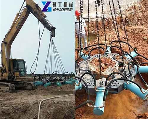 Hydraulic Pile Breaker Price