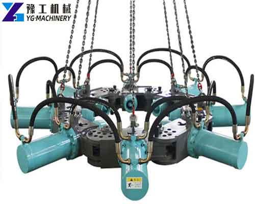 Pile Cutter Machine