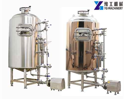 Small Beer Making Machine