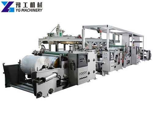 Hot Sale PP Woven Bag Making Machine Manufacturer
