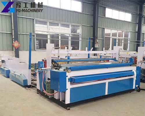 Rolled Rewinder Machine Manufacturer