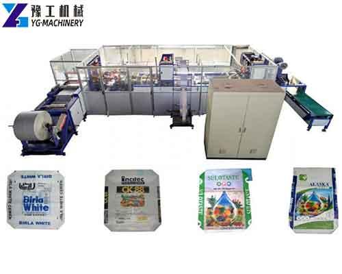 Woven Bag Production Line