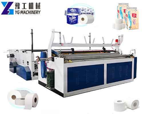 China Tissue Making Machine Manufacturer