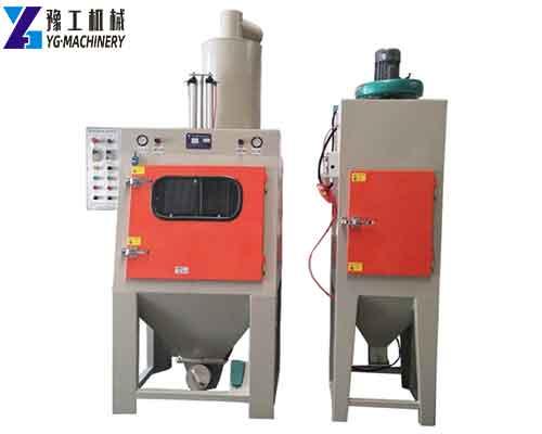 Hot Industrial Sand Blasting Machine
