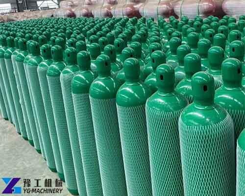 Hot Sale YG Oxygen Cylinder