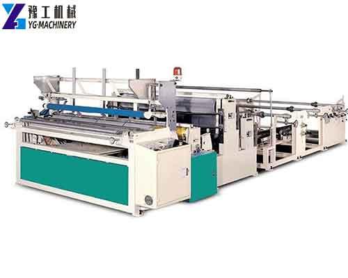 Paper Rewinder Machine