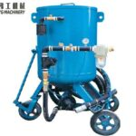 Mobile Sandblasting Equipment for Sale in Mexico and Ghana