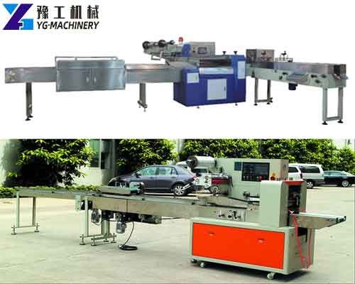 Toilet Paper Packing Machine in YG