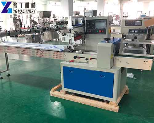 Hot-sale Pillow Packaging Machine in China