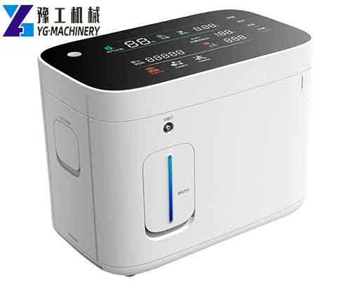 High Flow Oxygen Concentrator