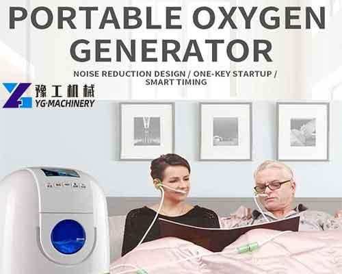 Large Flow Oxygen Generator Machine in YG