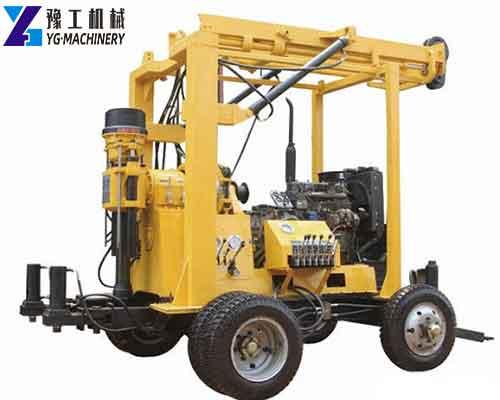 Deep Water Well Drilling Machine Manufacturer