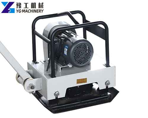 Electric Plate Compactor for Sale