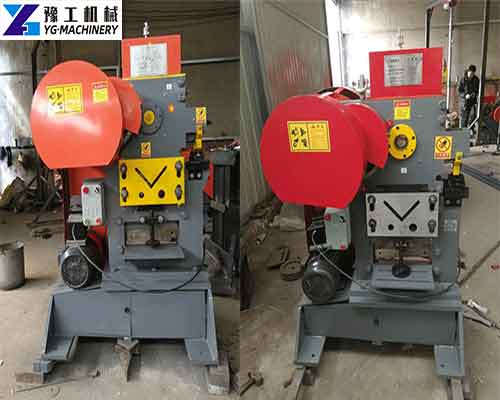 Hot-sale Hydraulic Combined Punching and Shearing Machine Manufacturer