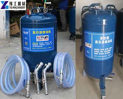 Hot-sale Putty Sprayer Machine