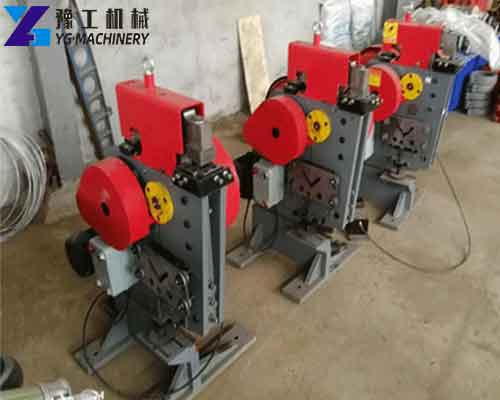 Hydraulic Combined Punching and Shearing Machine Price