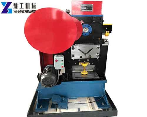 Hydraulic Combined Punching and Shearing Machine