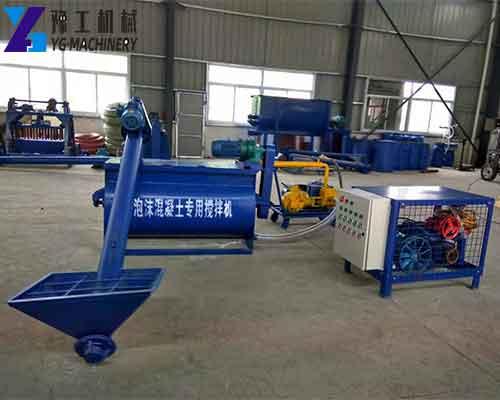 Medium Cement Foaming Machine Manufacturer