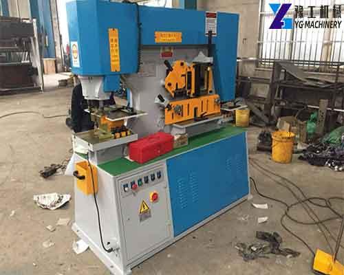 Metal Hydraulic Punching and Shearing Machine