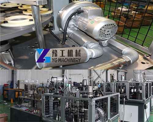 Paper Cup Making Machine Manufacturer