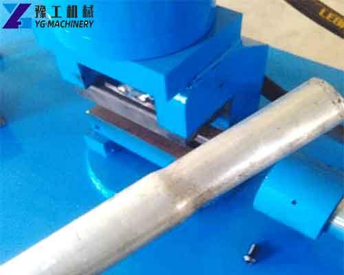 Pipe Shrinking Machine Details