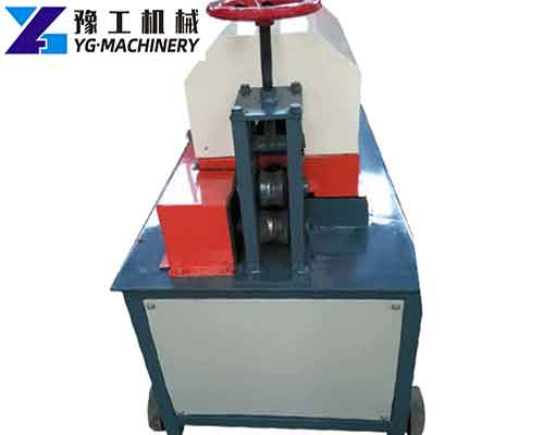 Portable Steel Bar Rust Removal Machine