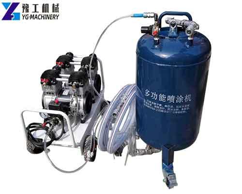 Putty Spraying Machine Manufacturer