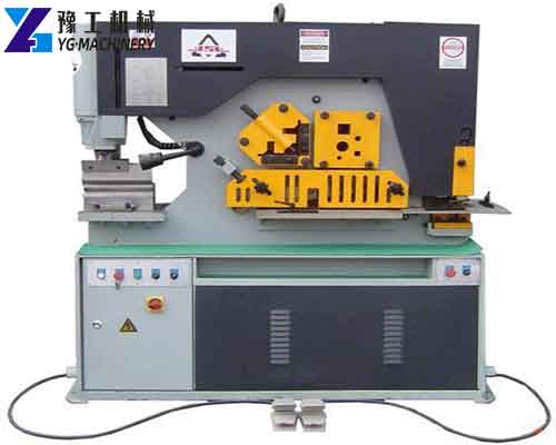 Q35Y-25 Hydraulic Combined Punching and Shearing Machine for Sale