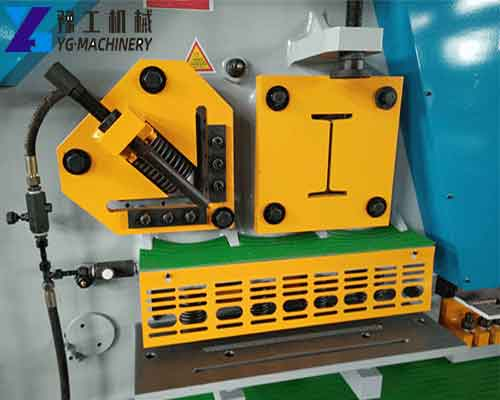 Q35Y-25 Hydraulic Combined Punching and Shearing Machine in YG