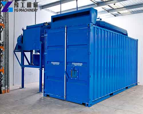 Shot Blasting Booth for Sale