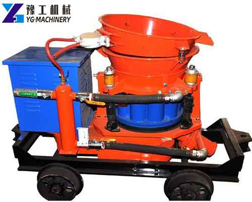 Shotcrete Equipment Manufacturer