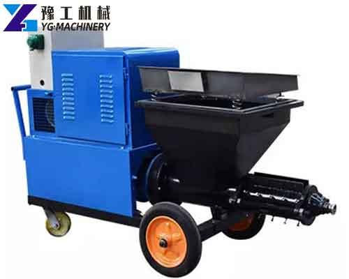 Stucco Machine Manufacturer