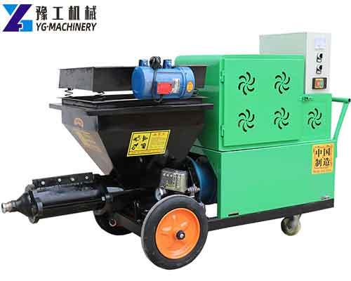 Stucco Sprayer Machine Price