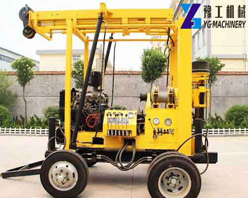 XYX-3 Water Well Drilling Rig for Sale