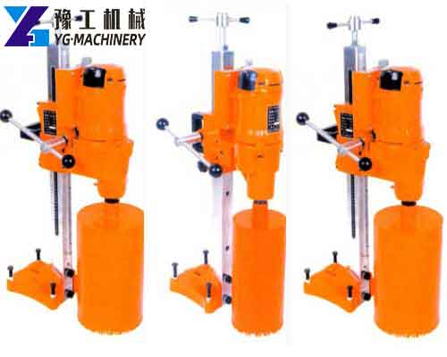YG-200D Diamond Coring Machine for Sale with Excellent Performance