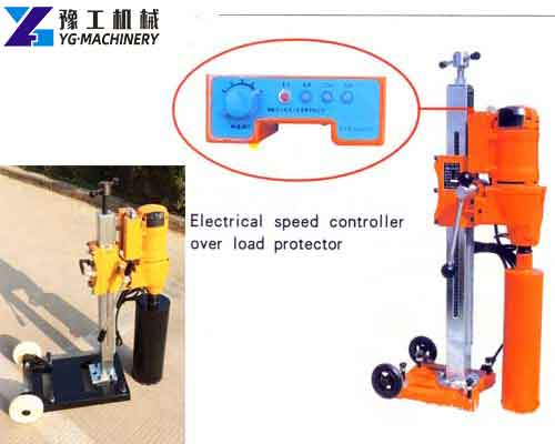 YG-200G Diamond Core Drilling Machine with Wide Application