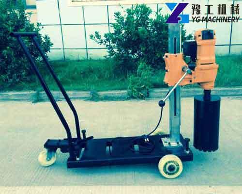 YG-200G Trailer Type Diamond Coring Machine for Sale