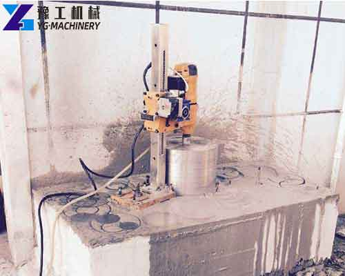 YG-400 Diamond Core Cutting Tools for Sale