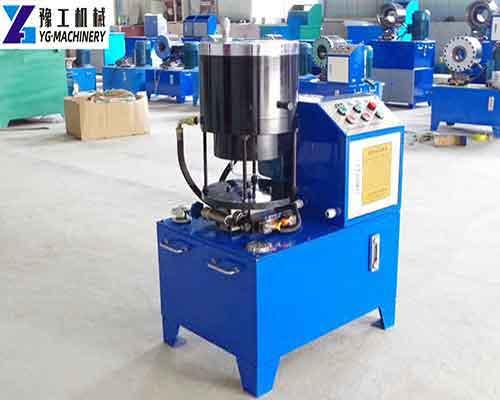 YG Steel Tube Shrinking Machine Manufacturer